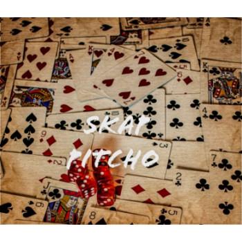 Playing card T-SHIRT SKAP PITCHO